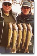 Fishing for walleye, northern pike, bass and musky in the Northwoods of Wisconsin, Minocqua, Woodruff , Arbor Vitae and Surrounding Areas - Ricks Guide Service